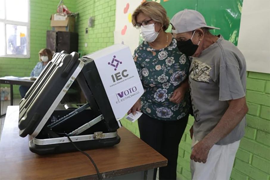 Resultado de la elección en Coahuila, consulta aquí