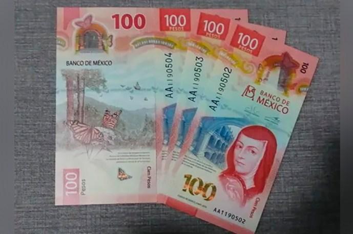 Coleccionistas están ofreciendo hasta 6 mil pesos por el billete de cien