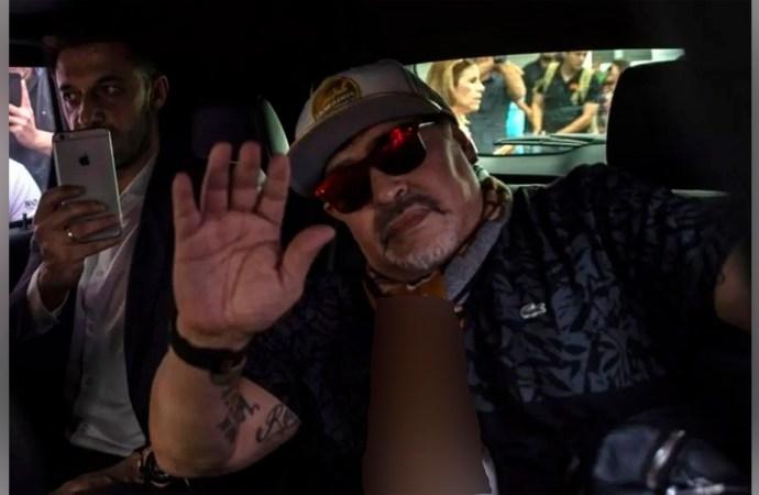 Esta es la noticia que marca el final de Maradona