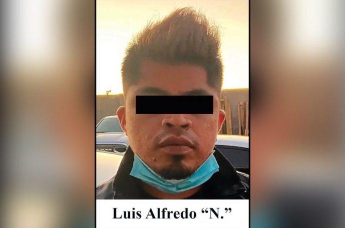 """Luis Alfredo """"N"""""""