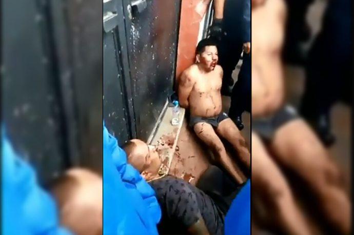 Dos presuntos delincuentes son quemados por pobladores de Huitzilac; querían asaltar una casa y robar una niña