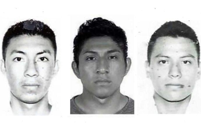 Tras 7 años de la desaparición de los jóvenes, se identifican los restos de tres normalistas de Ayotzinapa