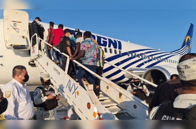migrante haitiano