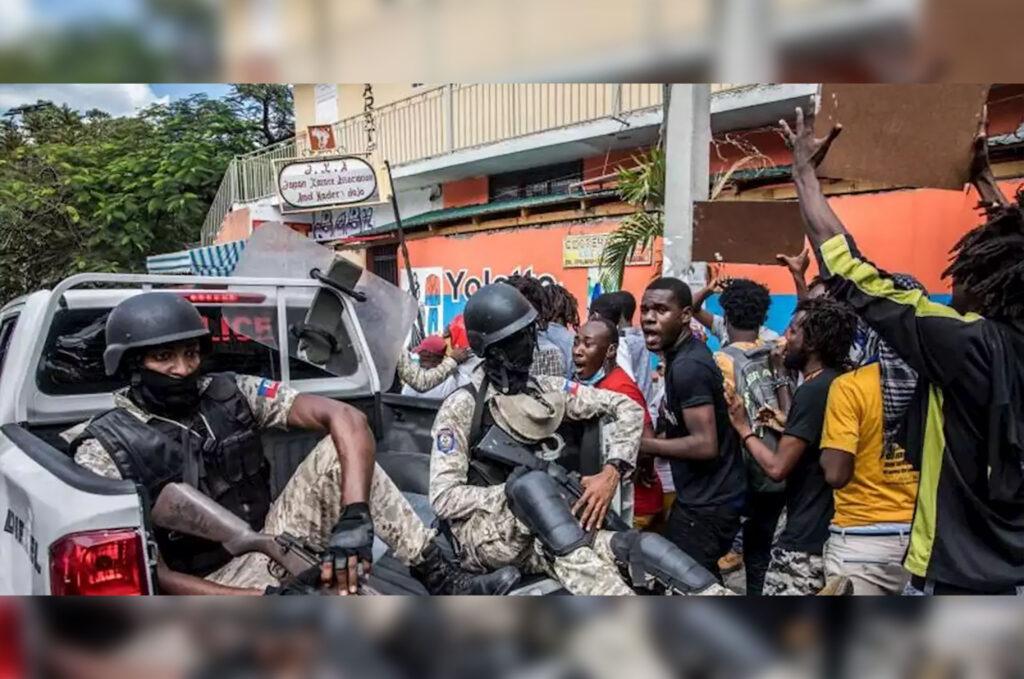 Una banda criminal de Haití secuestró a 17 misioneros cristianos estadounidenses; entre los capturados se encuentran 5 niños