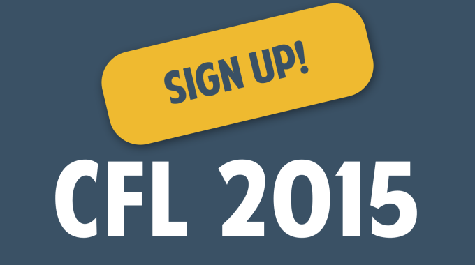 Laurence Vance, Sherri Wall, And Colin Gunn Are Coming To CFL