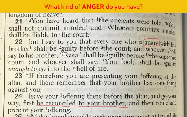 Anger Matthew 5 Small