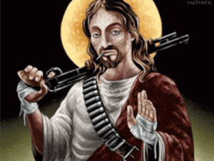 This is probably not the right way to view Jesus Christ.