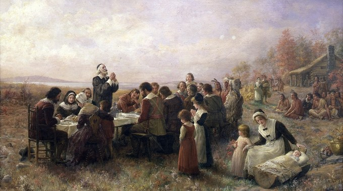 Thanksgiving, Christian Hospitality, And Immigrants