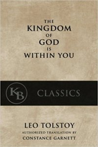 tolstoy kingdom of god within you