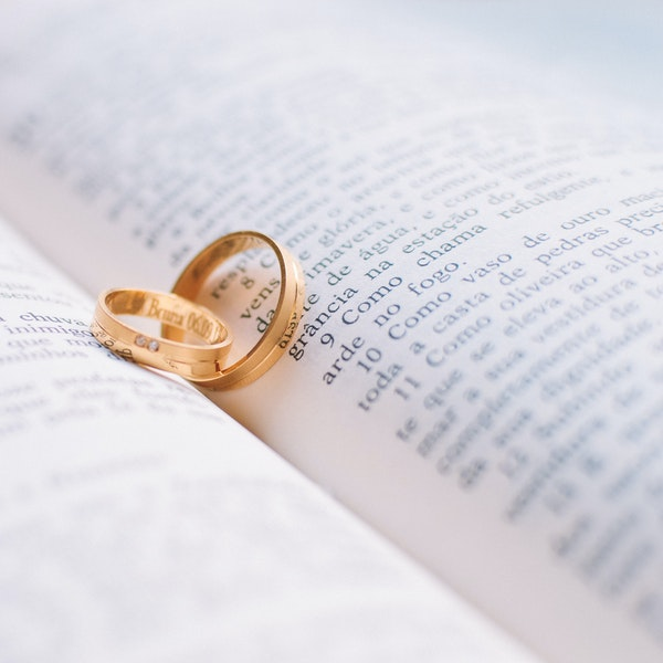 wedding rings marriage perspective