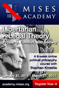 Libertarian Legal Theory with Stephan Kinsella