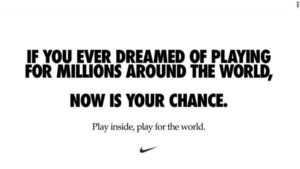 Nike's Logo