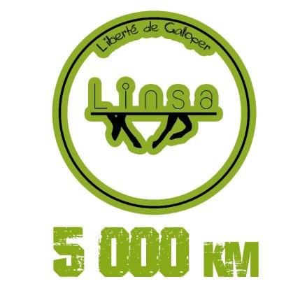 défi 5000km