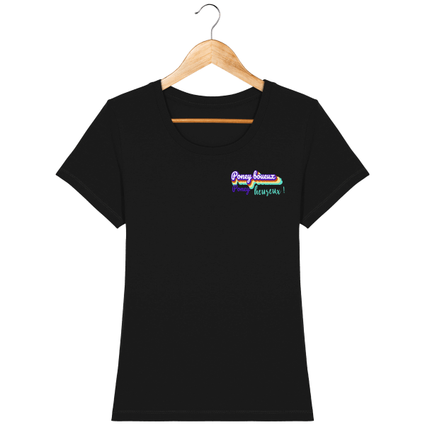 tee-shirt-poney-boueux-poney-heureux_black_face