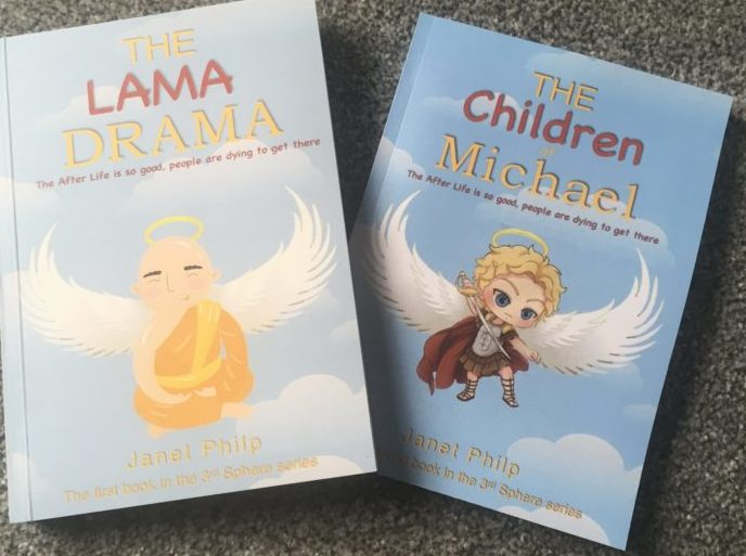 2 books to read and help support our work in the Covid 19 crisis