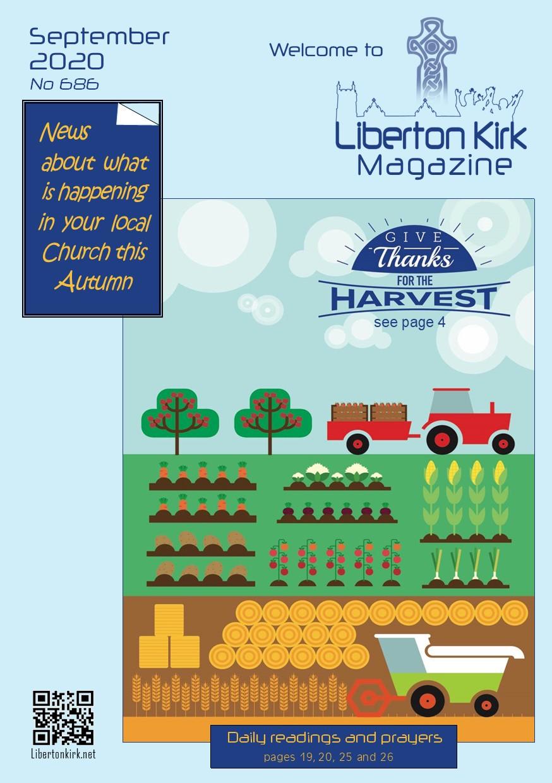 Liberton Kirk Magazine September 2020