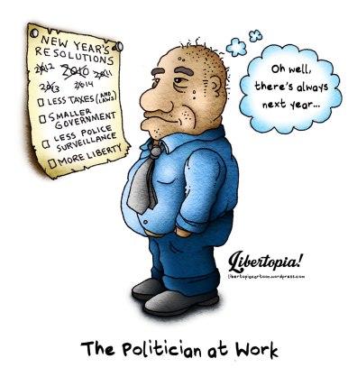 politician, libertarian, cartoon