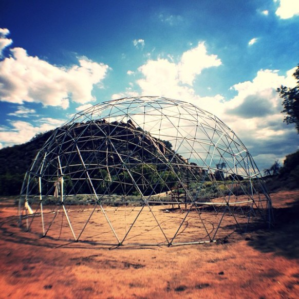 48 ft diameter Geodesic Dome