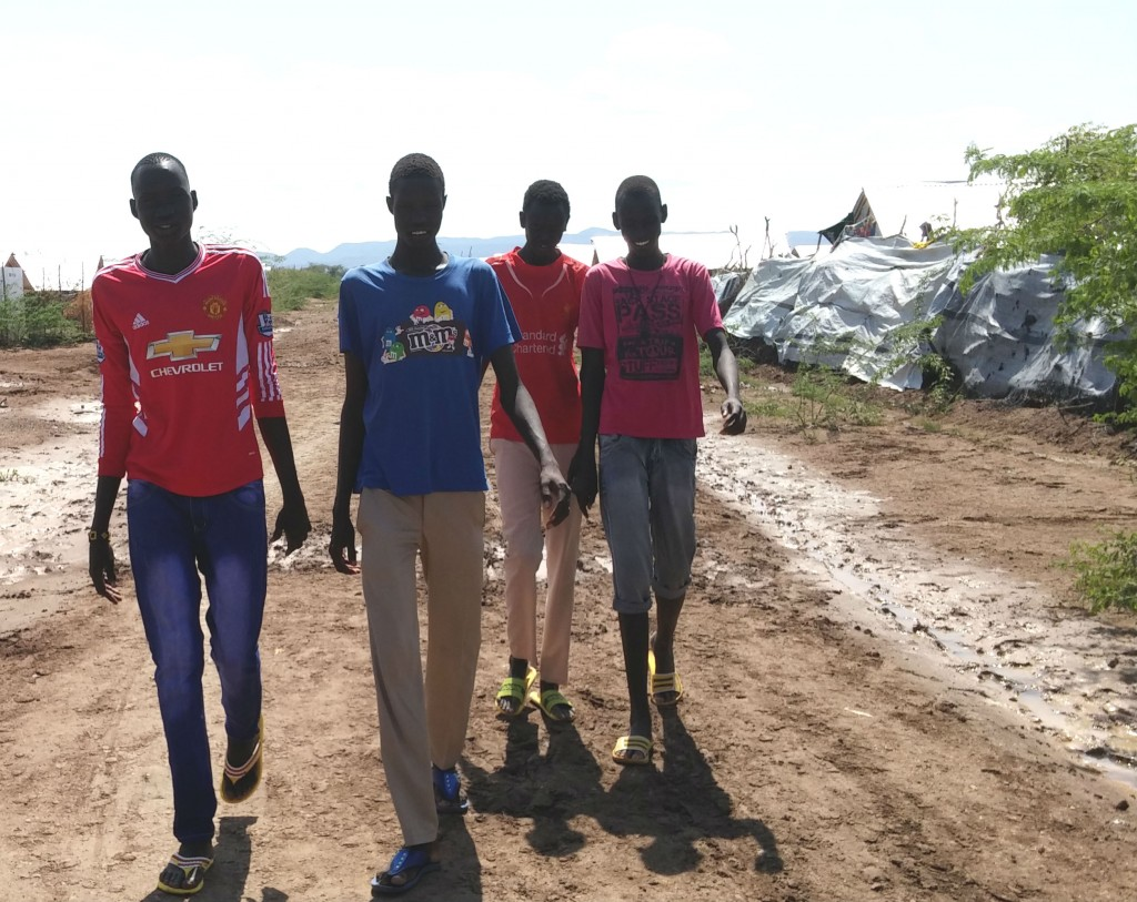 Four Boys From Conflict In South Sudan To Rebuilding