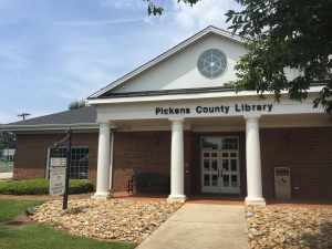Sarlin Branch Liberty SC Pickens County Library