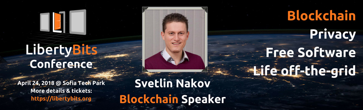 Speaker's Showcase: 6 Q&A with Svetlin Nakov