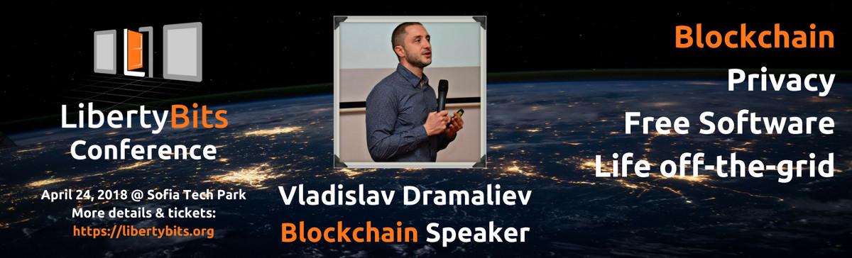 Speaker's Showcase: 6 Q&A with Vladislav Dramaliev