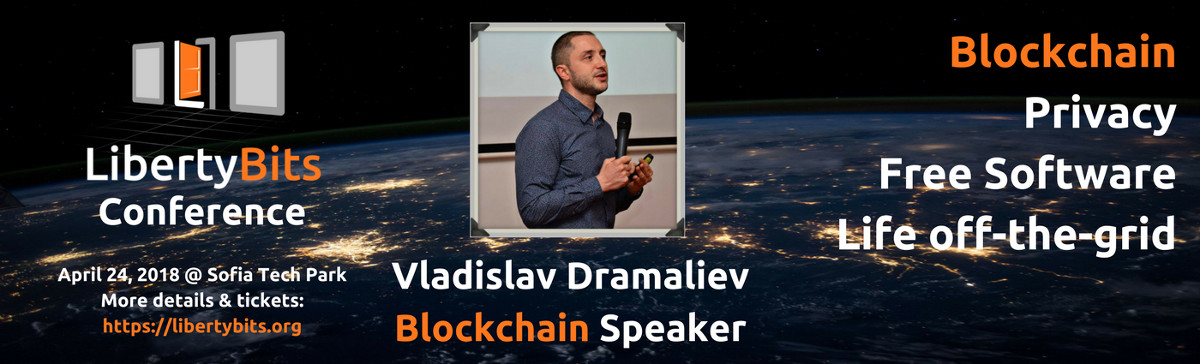 Speaker's Showcase: 6 Q&A with Vladislav Dramaliev