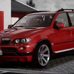 2006 Bmw X5 4 8is Individual E53 Fl Add On Replace Tuning Extras 1 0 For Gta 5