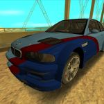 Bmw M3 Gtr E46 From Nfs Most Wanted For Gta San Andreas