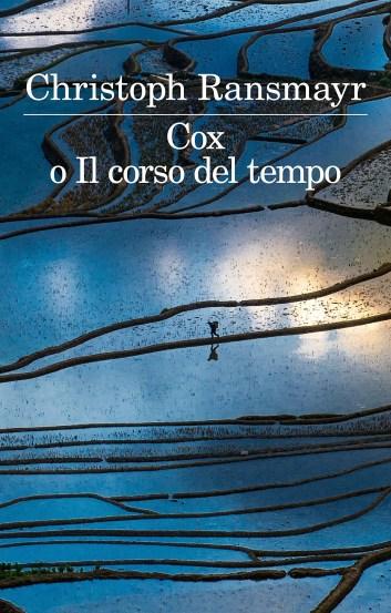 Cox o il corso del tempo, copertina in foto.