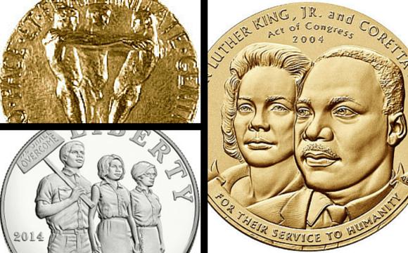 Eagle Peace Silver Dollar