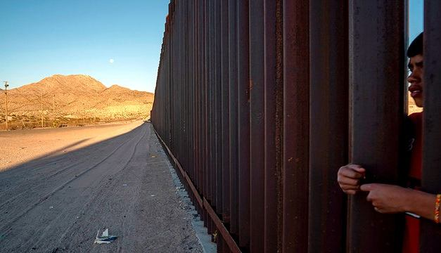 Trump pushing for GOP donor's company to get border wall contract: report