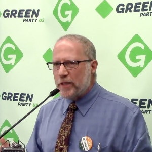 Green Party wants Action on Gun Violence