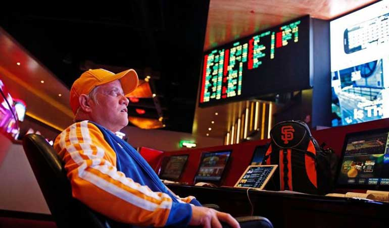 California Holds First Sportsbook Hearing
