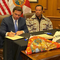 Florida-Seminole Sports Betting Compact Passes Legislature
