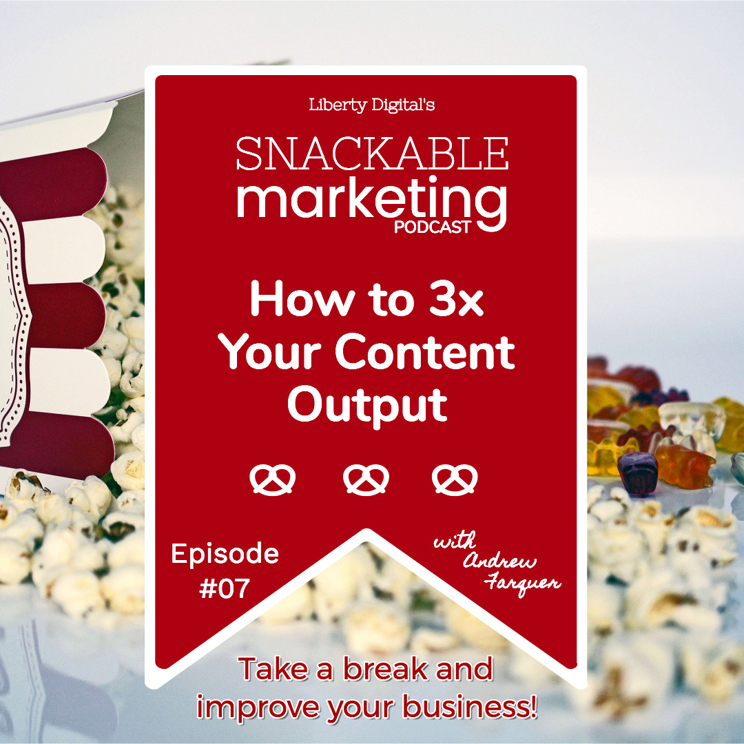 How to 3x Your Content Output