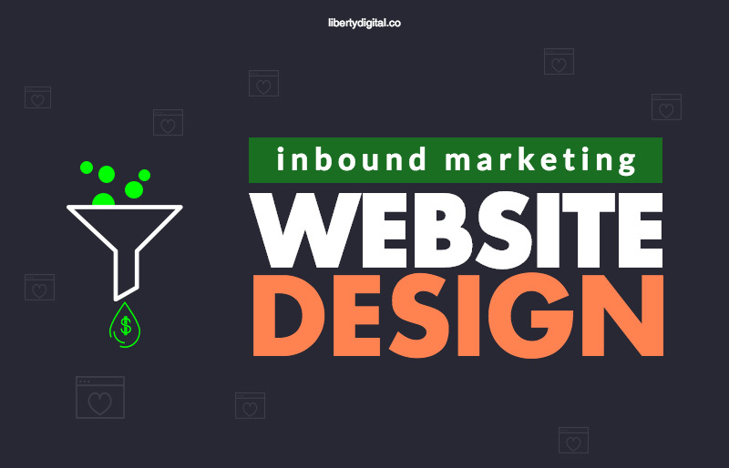what is inbound marketing web design