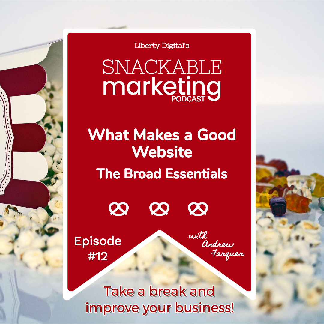 what makes a good website