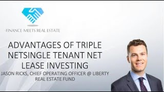 Picture of Jason Ricks for Stefan Tsvetkov's Finance Meets Real Estate.