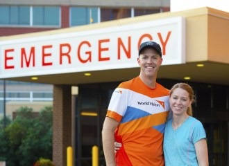 Liberty Hospital Half Marathon - Cory Scheer Story