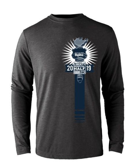Primease half marathon shirt