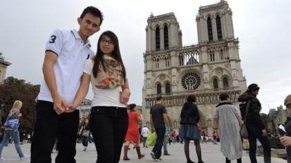 Katedral Notre Dame Paris