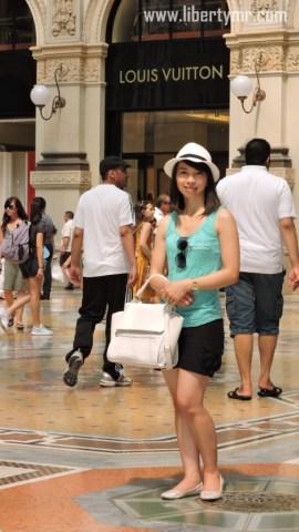 Liburan di Milan Italia, Duomo Milano & Galleria Vittorio Emanuele II (38)