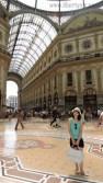 Liburan di Milan Italia, Duomo Milano & Galleria Vittorio Emanuele II (40)