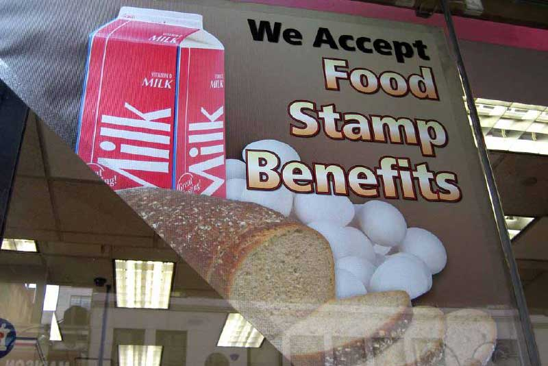 Food Stamp Office Application