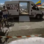 VIDEO: Stunning Ski Down Mountain That'll Make Your Stomach Queezy