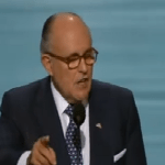 Giuliani Grades Trump's Speech