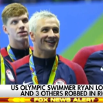 Four U.S. Olympic Swimmers Claim They Were Robbed At Gunpoint In Rio