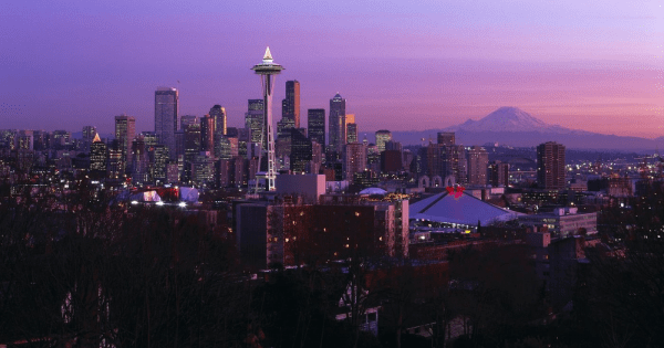 Seattle - Public Domain