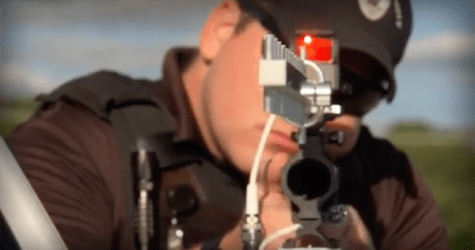 New Anti-Drone Ray Gun Blows ISIS Drones Out Of The Sky